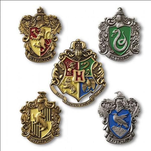 Dans quelle maison est envoyé Harry Potter ?