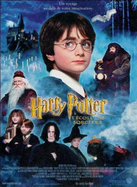 """En quelle année est sorti le film """"Harry Potter à l'école des sorciers"""" ?"""