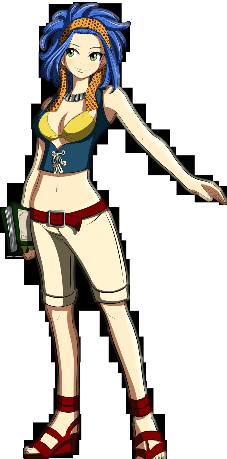 Fairy Tail - Levy