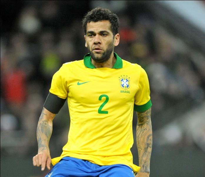 Dans quel club, Danny Alves a-t-il été transféré en 2017 ?