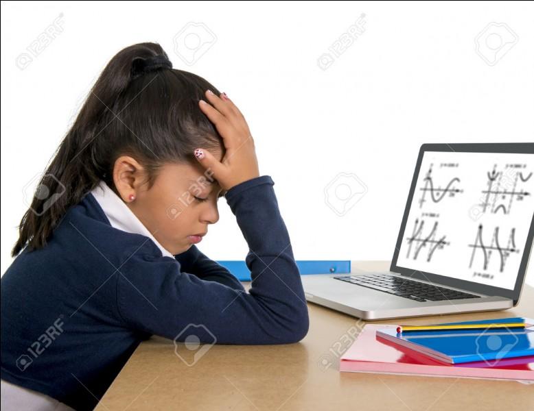 Quand tu fais tes devoirs, combien de temps prends-tu ?
