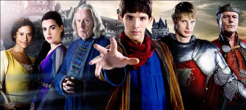 Dans la série Merlin, quel personnage est ton préféré ?