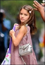 Indice : actrice. Qui est la mère de Suri Cruise ?