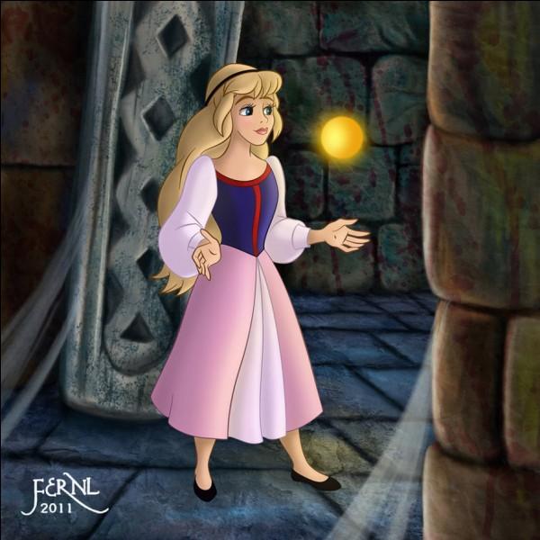 Quel âge a cette princesse ?