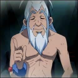 """Où se trouve l'emblème de """"Fairy Tail"""" du grand-père Rob ?"""