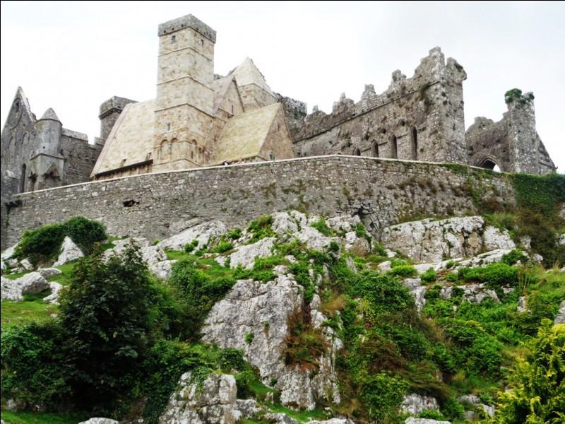 Art : Quel est cet ensemble architectural religieux, situé sur une promontoire rocheux du comté de Tipperary, qui rassemble un cimetière, une tour ronde, une chapelle et une cathédrale gothique, désormais en ruine ?