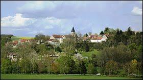 Nod-sur-Seine, en Côte-d'Or, se situe dans l'ancienne région ...