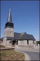 Village normand du Pays de Caux, dans l'arrondissement de Dieppe, Saint-Denis-d'Aclon se situe dans le département ...