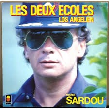 Où ''bouffait-on du curé'' dans ''Les Deux Écoles'' de Michel Sardou ?