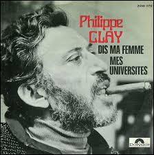 Philippe Clay a chanté ''Mes univesités'' pour fustiger celles qui étaient en grève en 1968. Quel personnage fut un des leaders des révoltes étudiantes cette année-là ?