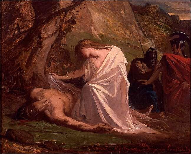 """O - Dans la mythologie grecque, """"Œdipe"""" a une fille, Polygone. C'est aussi la plus célèbre pièce de théâtre de Jean Anouilh."""