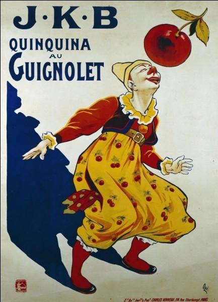 """G - Le """"guignolet"""" est une liqueur originaire de Lorraine, à base de prunes."""