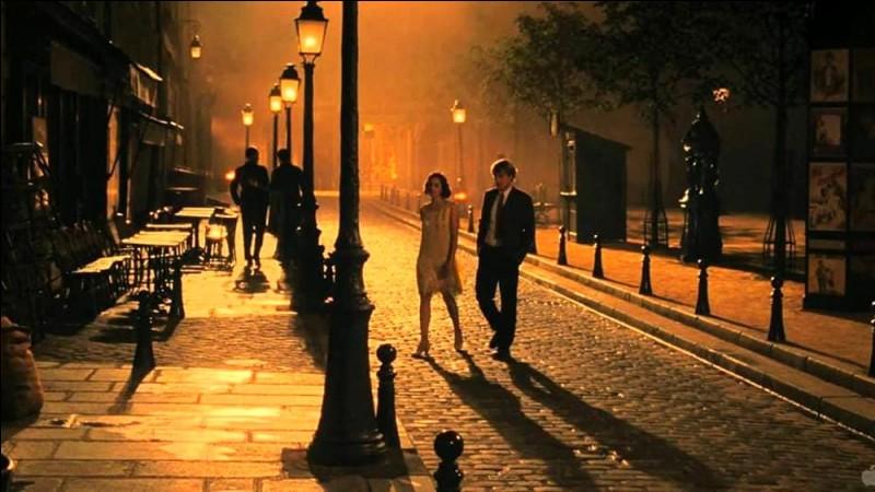 """Dans quelle ville est-il """"Minuit"""" dans le film de Woody Allen sorti en 2011 ?"""