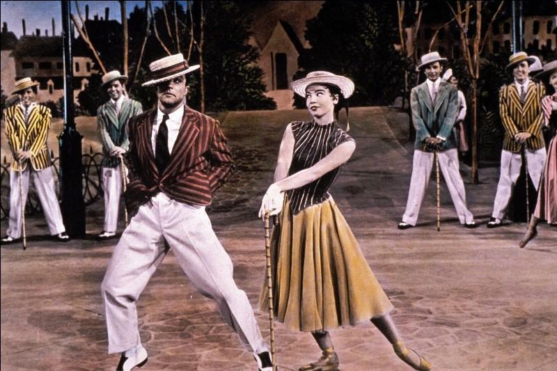 Dans quelle ville va cet Américain, interprété par Gene Kelly, dans ce film musical de Vicente Minelli ?