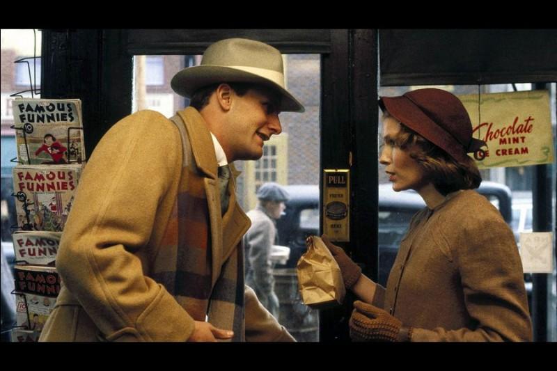 """Dans quelle ville est """"la Rose pourpre"""", dans le film de Woody Allen avec Mia Farrow ?"""