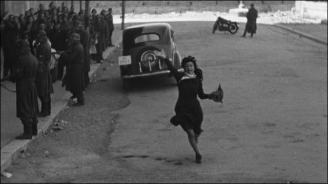 """Quelle ville est """"ouverte"""" dans le film de Rossellini ?"""