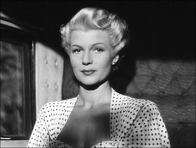 """De quelle ville est """"la Dame"""", dans le film d'Orson Welles avec Rita Hayworth ?"""