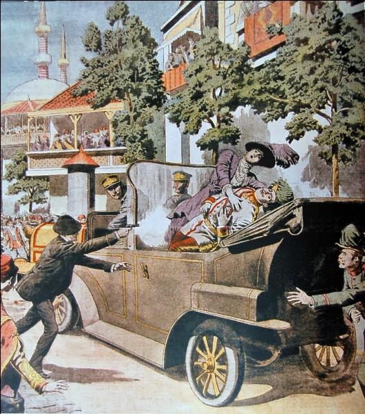 Histoire : Que s'est-il passé le 28 juin 1914 ?