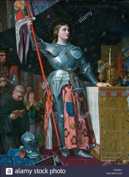 Cochez la date qui correspond à la chevauchée de Jeanne d'Arc.