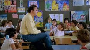 """Qui n'a pas joué dans le film de Claude Berri """"Le Maître d'école"""" ?"""