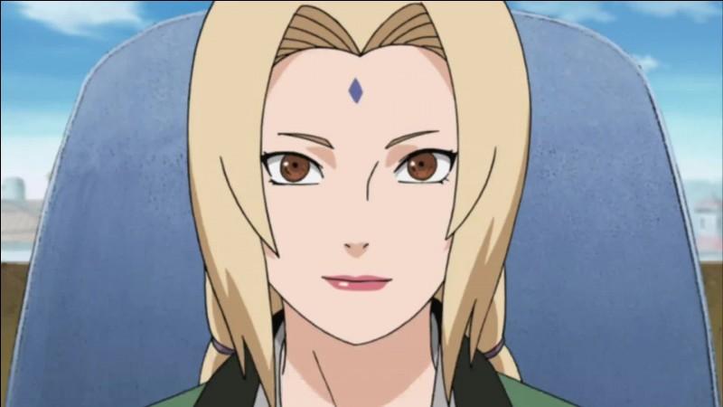 """Vous êtes près du but et vous dites que vous voulez un médecin ? Allons ! Ressaisissez-vous ou je demande à Tsunade de """"Naruto"""" de vous donner un coup de pied aux fesses. Ah mais, ne vous fiez pas à son visage d'ange. Quand elle est en colère, je peux dire que ça fait mal. D'ailleurs, elle a une peur..."""