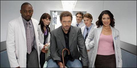 Comment s'appelle t-il dans Dr House ?