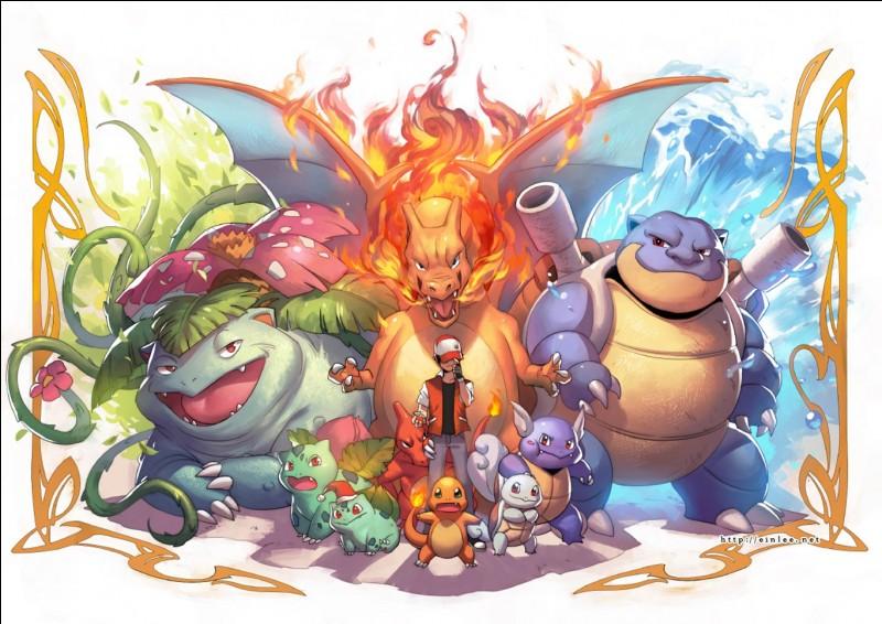 Quel Pokémon te ressemble le plus ?