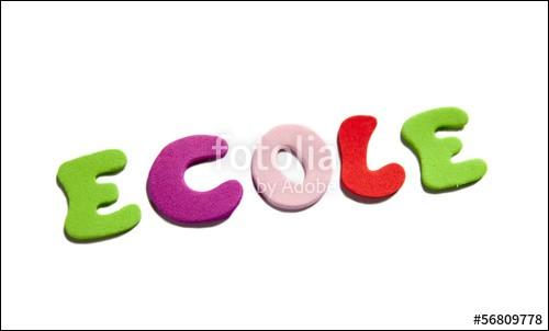 """Le mot """"école"""" vient du grec ancien skholé qui signifie """"arrêt du travail""""."""