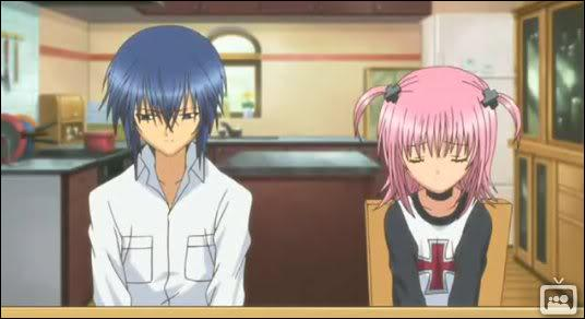 Qui sont ces 2 personnages de Shugo Chara ?