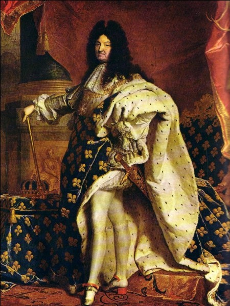 Louis XIV peut se vanter d'avoir eu le règne le plus long de l'histoire de France. Combien de temps est-il resté sur son trône ?