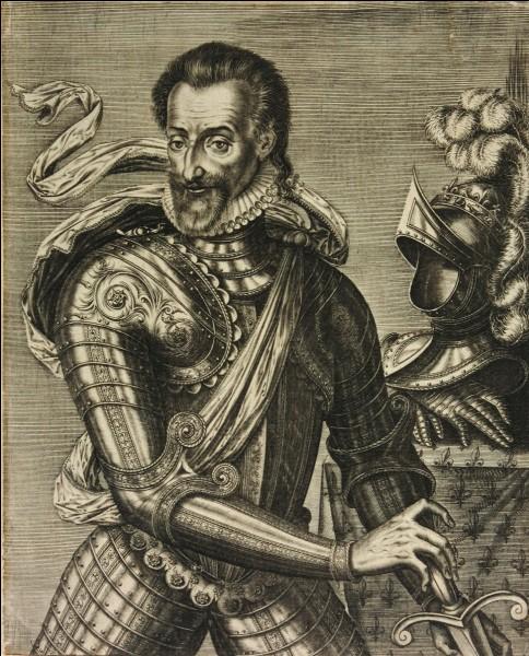 Quelle était sa religion première, qu'il a dû abandonner pour accéder au trône de France ?