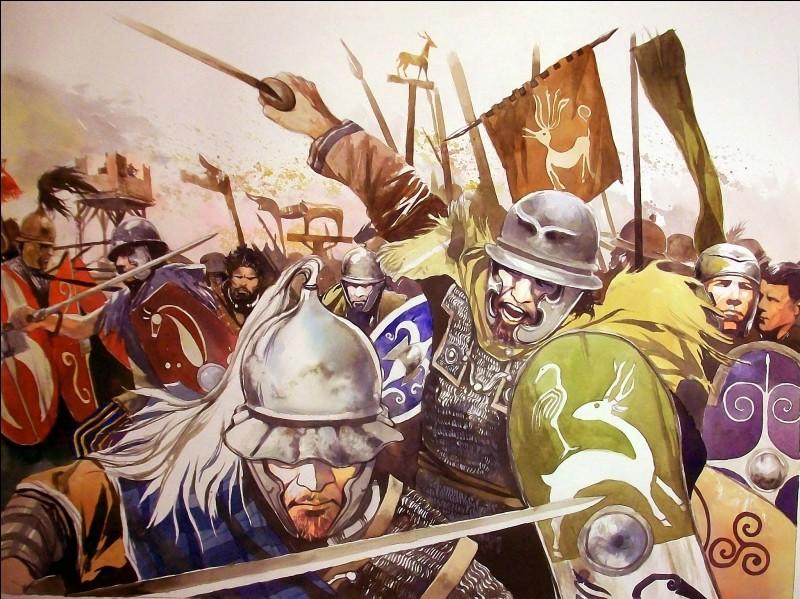 En quelle année la bataille d'Alésia s'est-elle déroulée ?