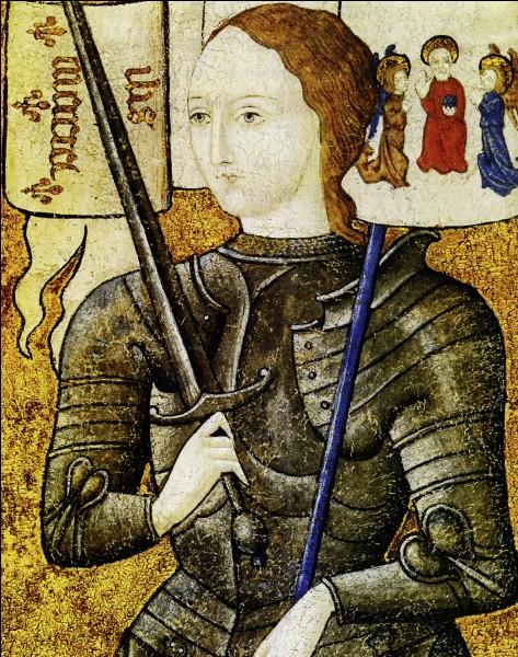 Comment Jeanne d'Arc a-t-elle été exécutée ?