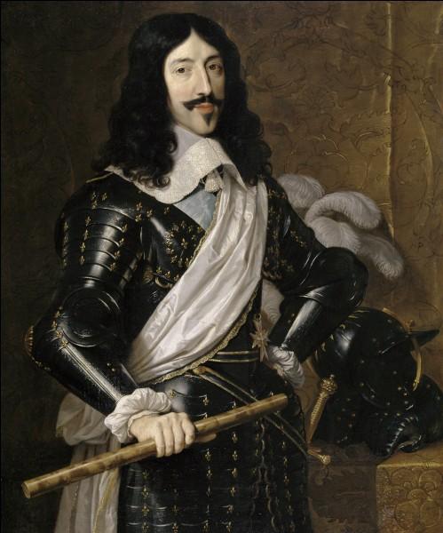 De qui Louis XIII était-il le fils ?