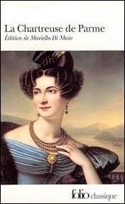 « La Chartreuse de Parme » est une œuvre écrite par :
