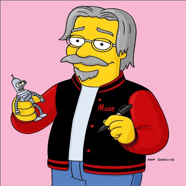 """Qui est le """"créateur"""" des Simpson ?"""