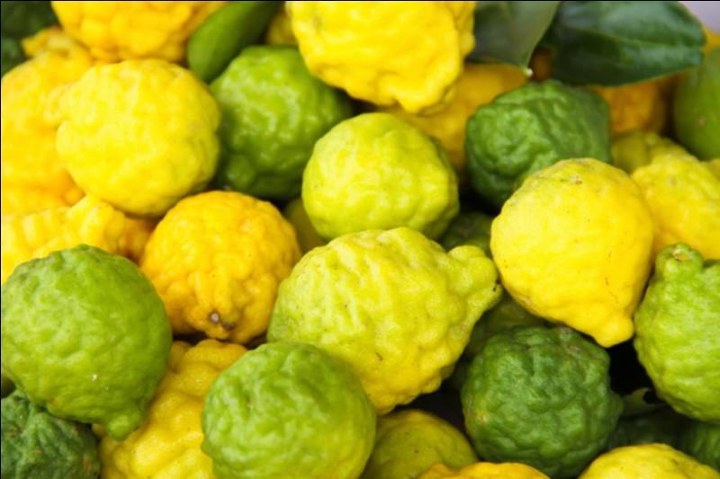 Quel est ce fruit indissociable de la ville de Nancy, qui a donné son nom à un bonbon d'une transparence dorée ?