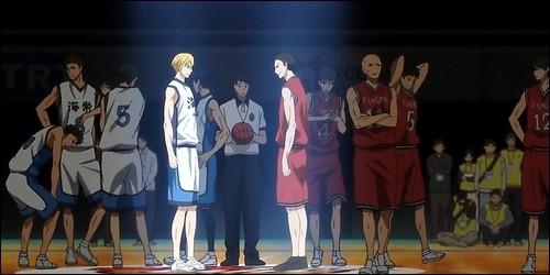 Parmi ces équipes, qui Kise affronte-t-il ?