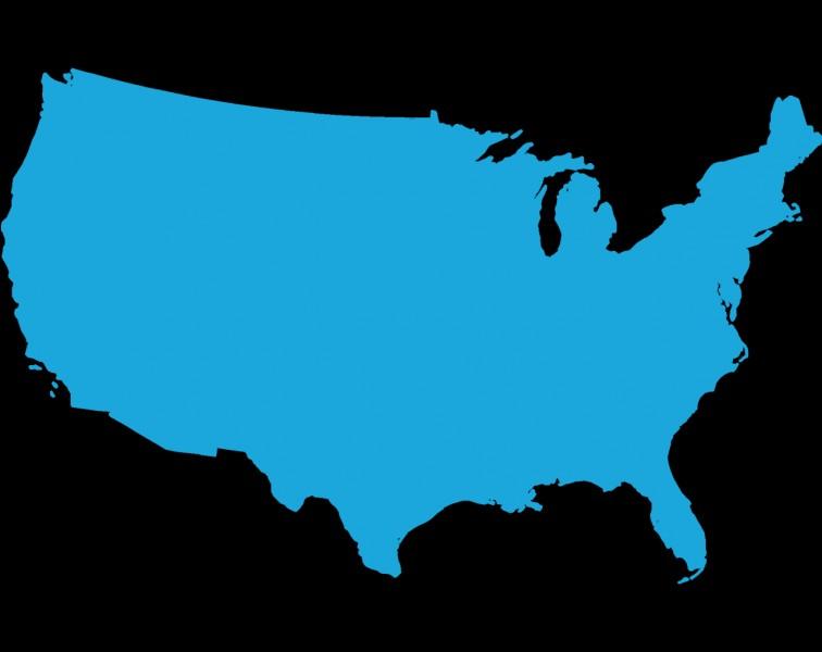 Géographie - Lequel de ces états américains est le plus au sud ?