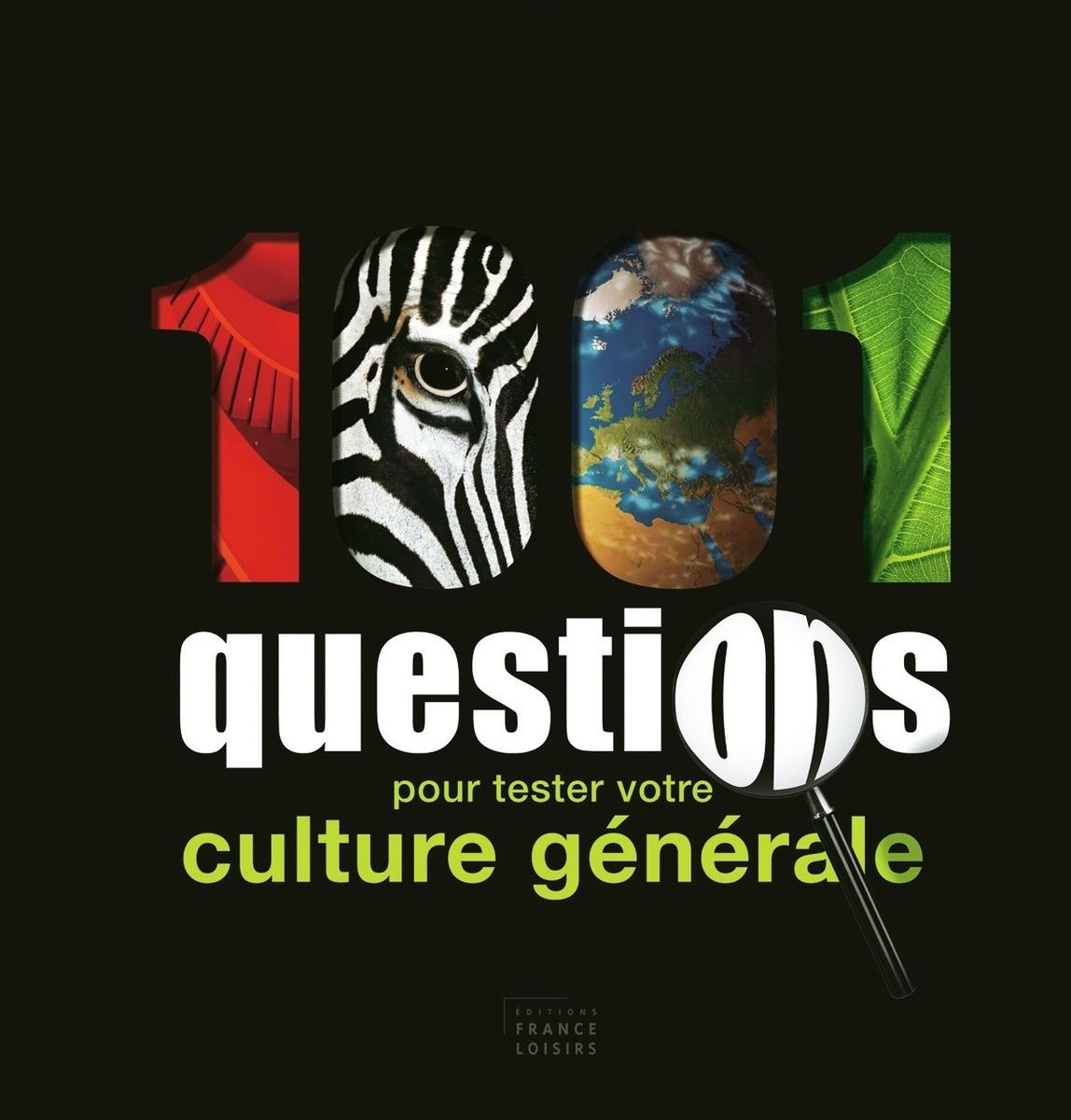 Culture générale -6