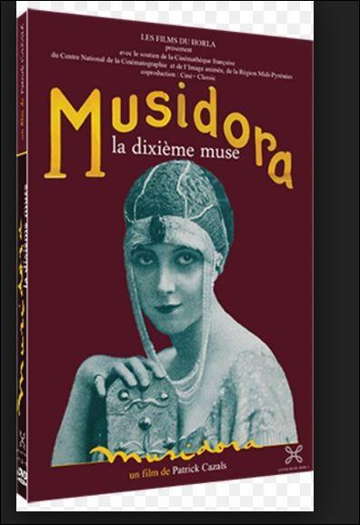 """Qui est ce cinéaste et historien du cinéma ayant réalisé, en 2013, une biographie filmée de """"Musidora, la dixième muse"""" ?"""