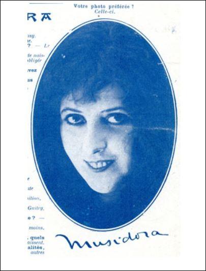 Née à Paris le 23 février 1989, Jeanne Roques - alias Musidora - décéda à Paris le 11 décembre 1957. Dans quel cimetière repose-t-elle ?