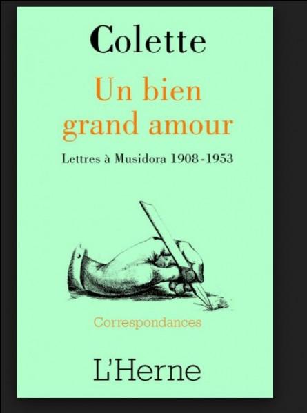 """Musidora se fait remarquer en 1910 dans la pièce """"La Loupiotte"""" d'Aristide Bruant, mais son tout premier succès arrive deux ans plus tard au Bataclan dans la revue """"Ça grise"""". Avec qui partage-t-elle l'affiche de ce spectacle ?"""