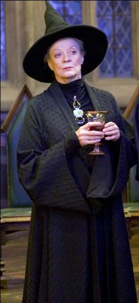 Le professeur McGonagall est une Animagus. En quel animal peut-elle se transformer ?