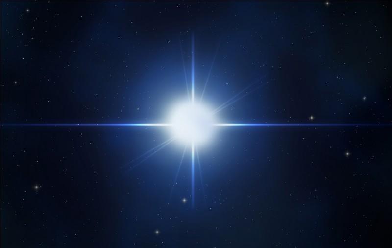 Quelle est la magnitude apparente de Sirius ?