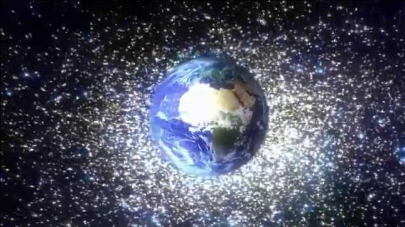 Quelle direction indique (plus ou moins) l'étoile polaire ?