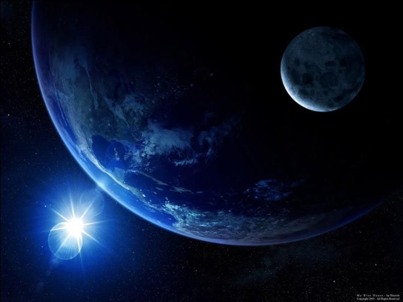 L'espace - Les constellations