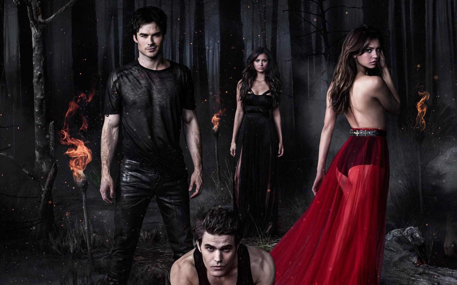 Personnages de 'Vampire Diaries' (devinettes)
