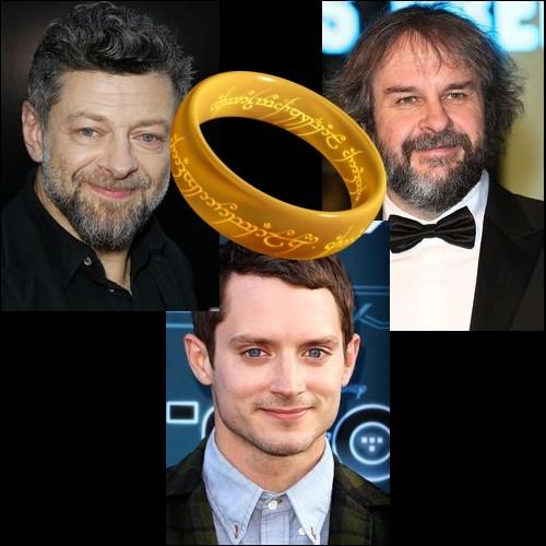 Qui a récupéré l'anneau unique à la fin du tournage ?