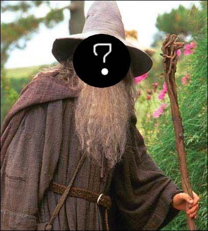 Quel acteur était pressenti pour incarner Gandalf ?